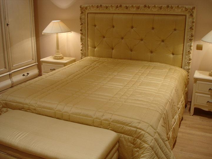Спальня. Кровать.