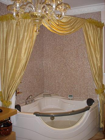 Спальня. Ванная комната.